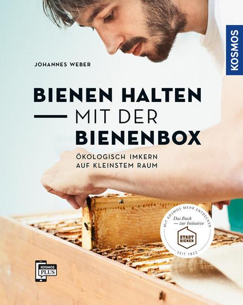 Honighäuschen (Bonn) - Johannes Weber hat die Bienenhaltung in der Stadt revolutioniert.Seine BienenBox ermöglicht das Imkern auf kleinstem Raum