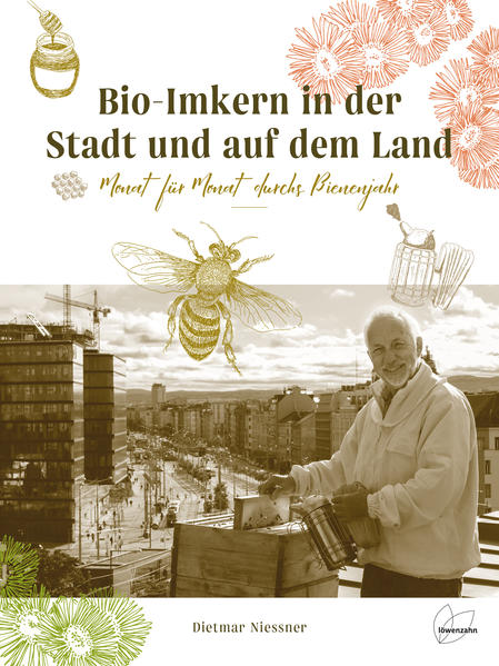 Bio-Imkern in der Stadt und auf dem Land | Honighäuschen