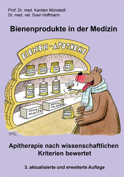Bienenprodukte in der Medizin   Honighäuschen