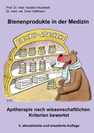 Bienenprodukte in der Medizin | Honighäuschen
