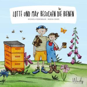 Lotte und Max besuchen die Bienen | Honighäuschen