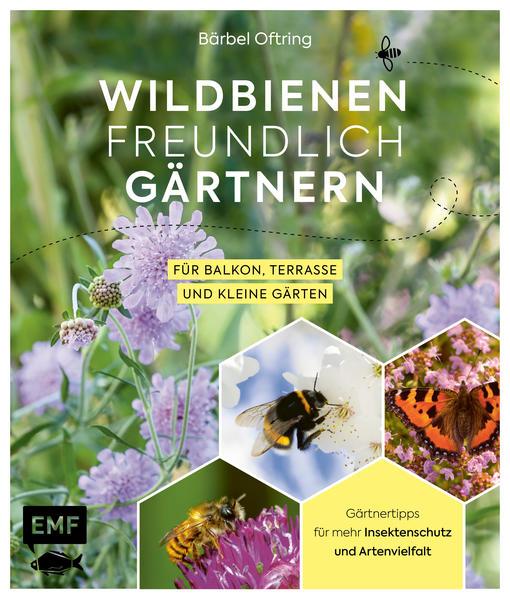 Wildbienenfreundlich gärtnern für Balkon